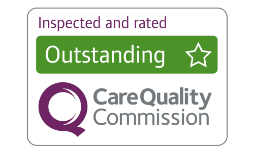 'Outstanding' rating retained