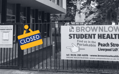 Student Health closed for the summer