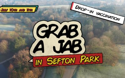 Grab a Jab in Sefton Park