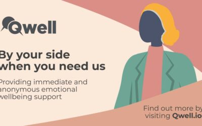 Qwell – free online wellbeing support for adults