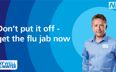 Flu vaccinations at Brownlow Health